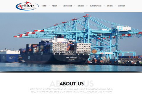 Active Freight Services
